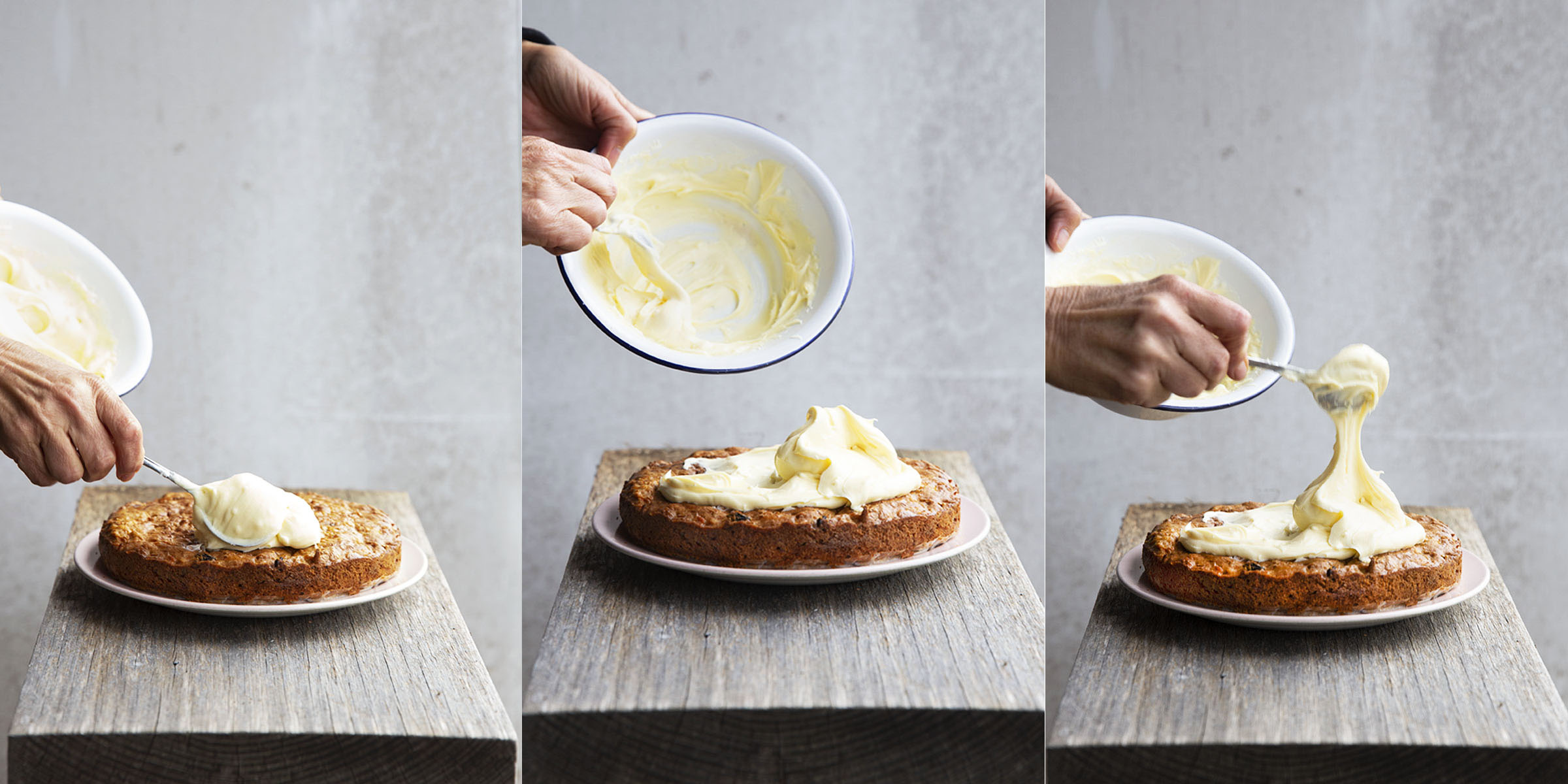 Carrot cake compliation